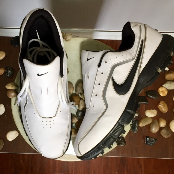fee985f243997 ⛳️Men s Nike Durasport Golf Shoes Champ Spikes 11.  M 5a8b3fcb45b30ccb97b2db85